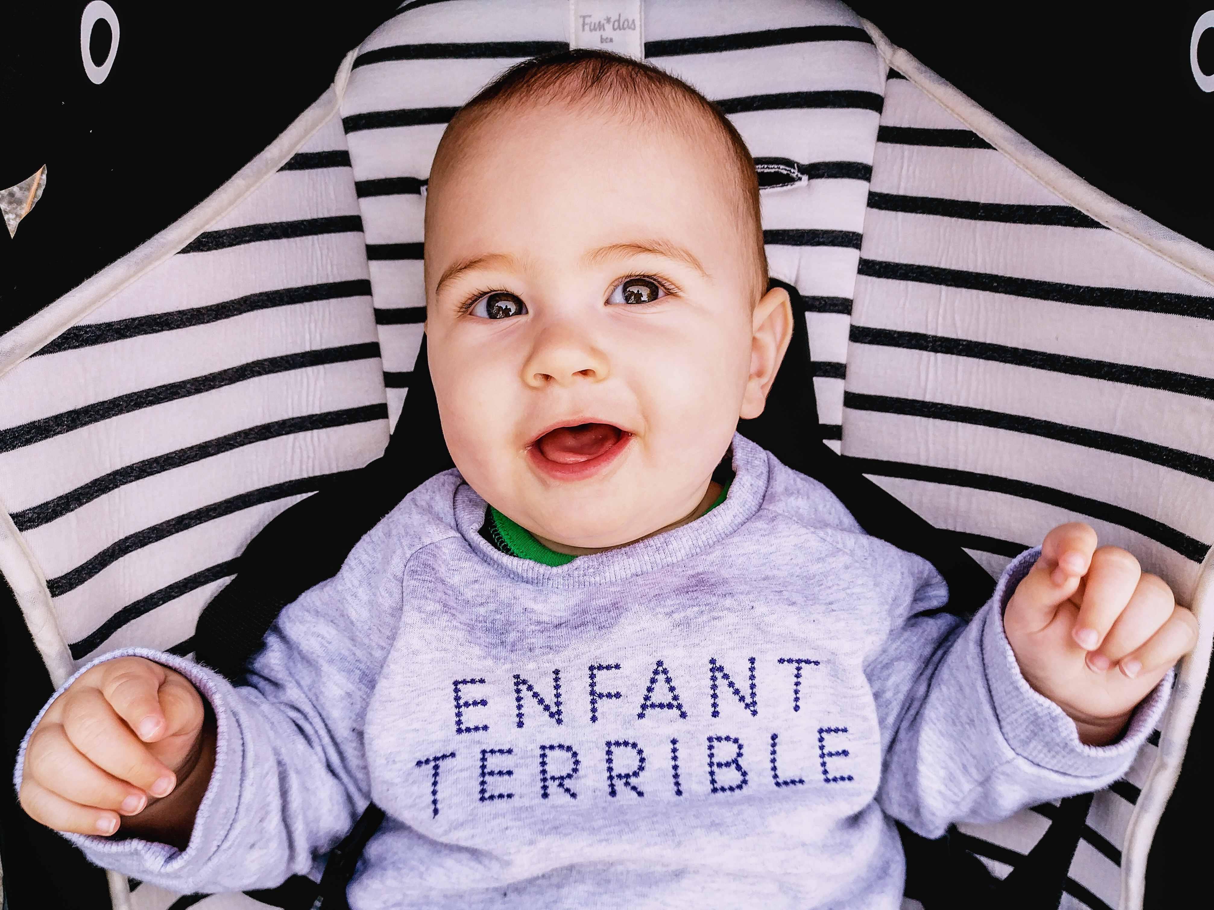 ezra enfant terrible enfant mignon cute baby