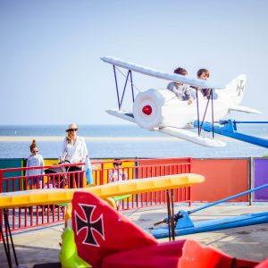 avion santa cruz boardwalk plane
