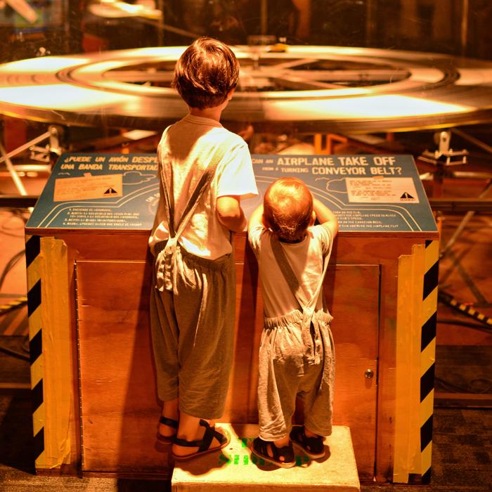 voyage canada en famille 3 jours à Edmonton que voir blog voyage famille