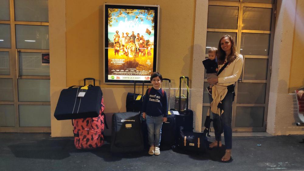 blog voyage gare de lourdes en famille