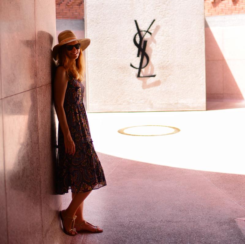 yves st laurent jardin majorelle marrakech avec des enfants que voir à marrakech ? Visiter jardin majorelle avec enfants blog maroc famille