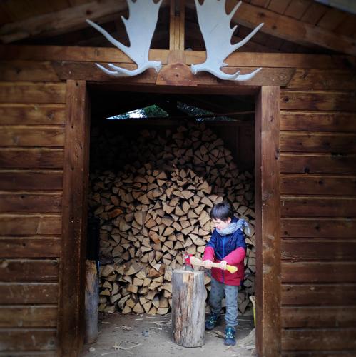 ROCKIES CANADE nen famille avec enfants tester le lodge engadine du mont https://mountengadine.com/ nous en famille au canada