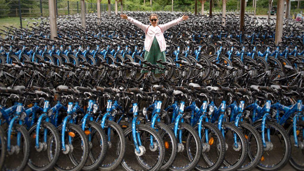 vélo center parcs